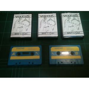 VIXENS - Baptism Cassette