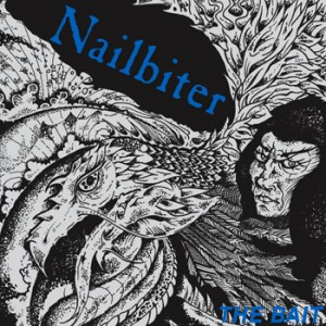 NAILBITER - The Bait MLP Black vinyl