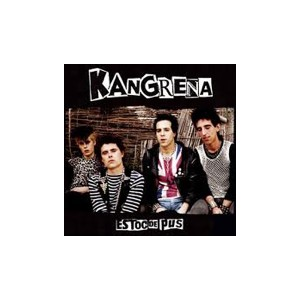 KANGRENA - Stoc de Pus LP