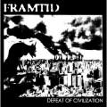 FRAMTID Black Tshirt