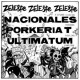 V/A PORKERIA / NACIONALES / ULTIMATUM - 3 Way Split LP