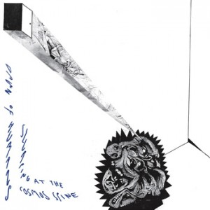 DAWN OF HUMANS - Slurping At The Cosmos Spine LP BLACK VINYL