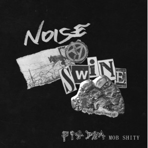 PIG DNA - Mob Shity MLP BLACK VINYL