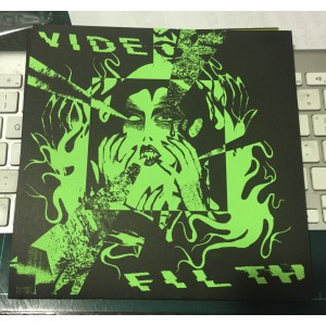 """VIDEO FILTH - S/T 7"""""""