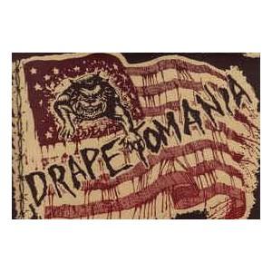 DRAPETOMANIA - S/T Demo Cassette Tape
