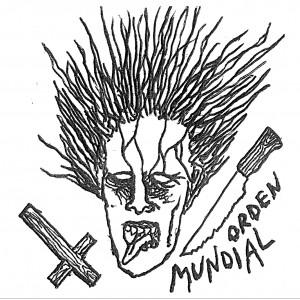 ORDEN MUNDIAL - S/T LP