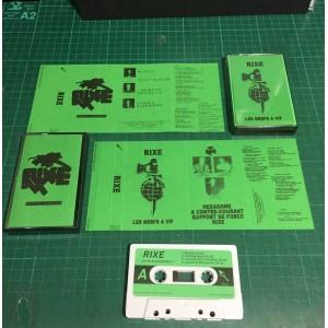 RIXE - EP's Cassette Tape