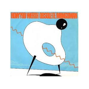 "HOWARD WERTH - Obsolete / Mango Man 7"""