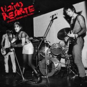ULTIMO RESORTE - La Larga Sombra Del Punk LP BACK IN STOCK