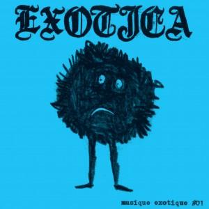 """EXOTICA - Musique Exotíque 01 Demo 7"""" BLACK"""