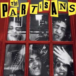 PARTISANS - S/T LP