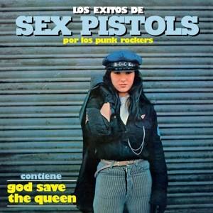 LOS PUNK ROCKERS - Los Exitos de los Sex Pistols por los Punk Rockers LP