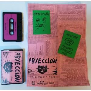 ABYECCIÓN - S/T Demo Cassette