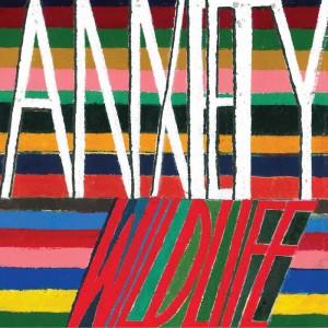 "ANXIETY - Wild Life 7"" BLACK VINYL"
