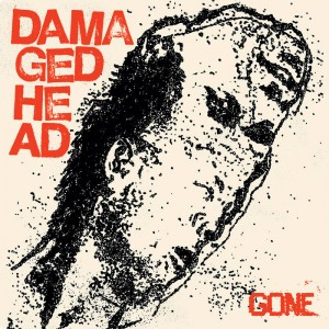 DAMAGED HEAD - Gone 7""