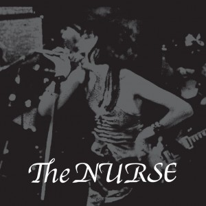 THE NURSE - Discography LP BLACK