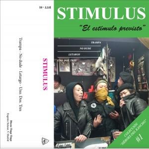 STIMULUS - El Estímulo Previsto Cassette Tape