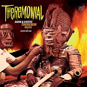 DIEZ ENA, JAVIER - Theremonial LP