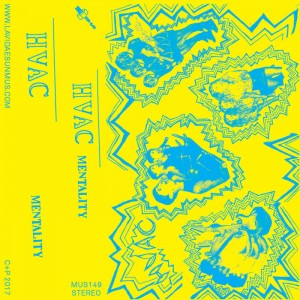 HVAC - Mentality Demo Cassette