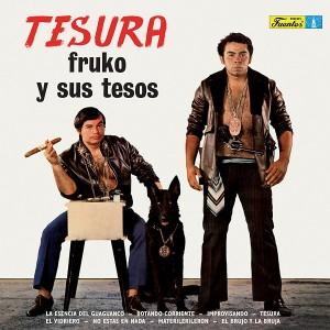 FRUKO Y SUS TESOS - Tesura LP