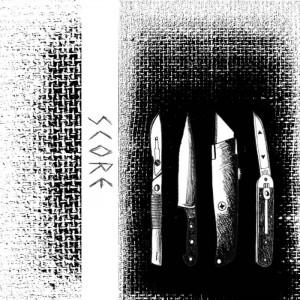 SCORE - S/T Demo Cassette