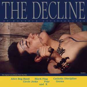 V/A - The Decline Of Western Civilization LP