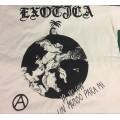 exotica Black Tshirt
