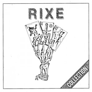 RIXE - Collection LP BLACK VINYL
