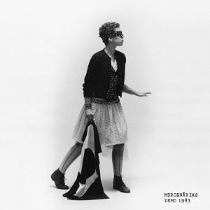 """AS MERCENÁRIAS - Demo 1983 7"""""""