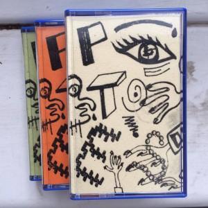 PIETIES - S/T Demo Cassette