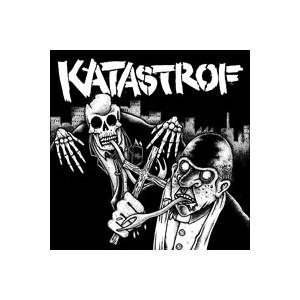 """KATASTROF - S/T 7"""""""