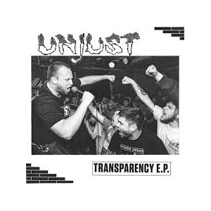 UNJUST - Transparency 7""