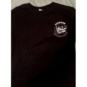 HARAM - Black Double Sided T-Shirt