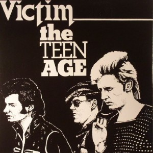 VICTIMS - The Teen Age 7""