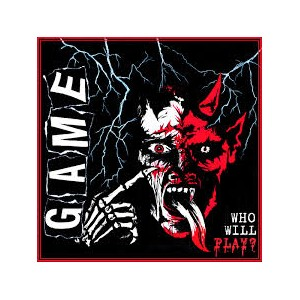 "GAME - Who Will Play 7"" FLEXI"