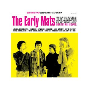 THE REPLACEMENTS - The Early Mats LP