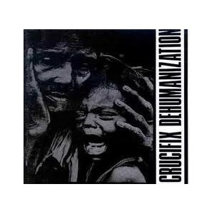 CRUCIFIX - Dehumanization LP