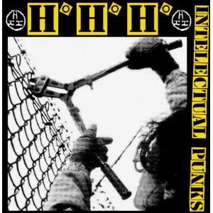 "HHH - Intelectual Punks 7"" ORIGINAL VINYL"