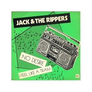 """JACK & THE RIPPERS - No Desire 7"""""""