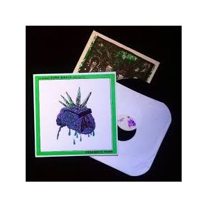 PURA MANIA - Cerebros Punk LP