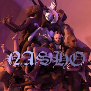 NASHO - S/T Demo Cassette