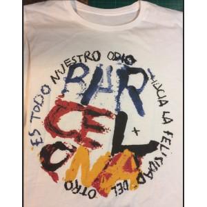 BARCELONA - Todo Nuestro Odio T-shirt