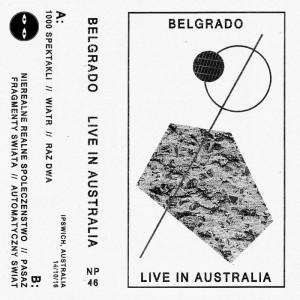 BELGRADO - Live in Australia Cassette