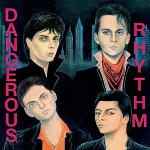 DANGEROUS RHYTHM - S/T LP