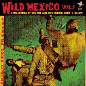 V/A - Wild Mexico Vol. 1 LP