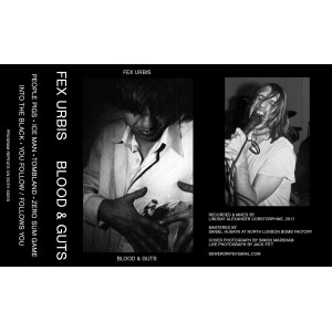 FEX URBIS - Blood and Guts Demo Cassette