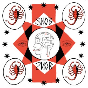 SNOB - S/T LP Black Vinyl