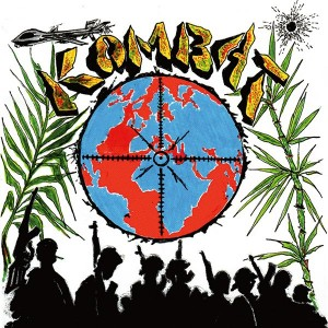 """KOMBAT - In Death We Are All The Same 7"""""""