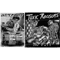ARTCORE ISSUE 37 w/ TOXIC REASONS - No Pity 7""