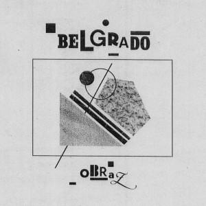BELGRADO - Obraz LP BLACK VINYL